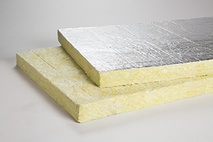 Minwool curtainwall for Roxul foil faced mineral wool