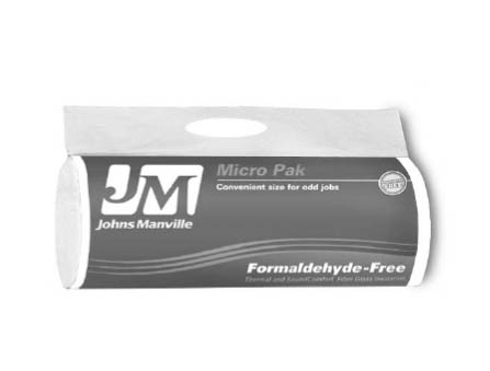 Johns Manville Micro Pak Insulation