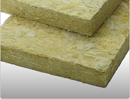 Sound fire block mineral wool for Batt insulation r values