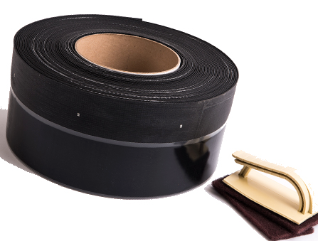 EPDM Reinforced Termination strip Product Image 447x339