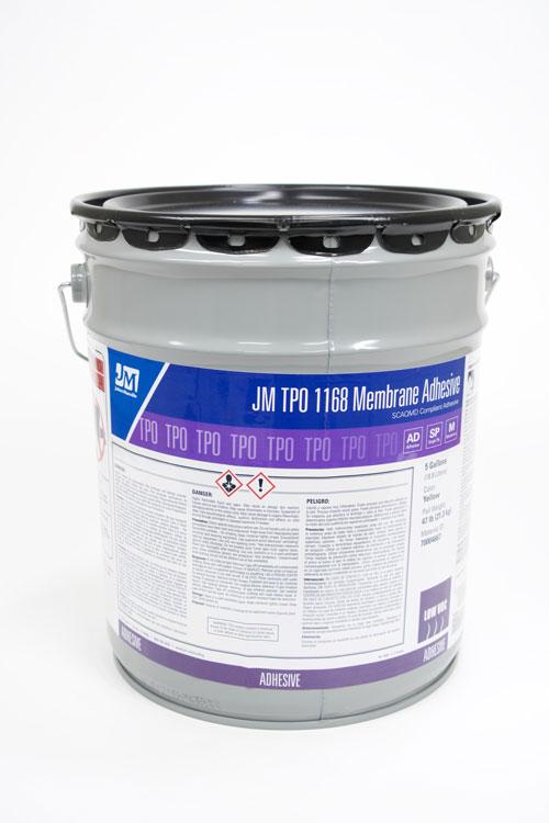 Jm Tpo 1168 Membrane Adhesive