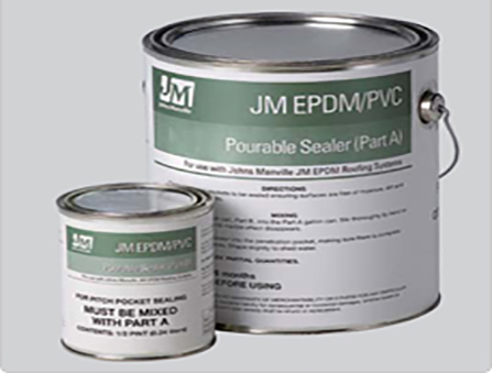 Jm Epdm Pvc Pourable Sealer Jm Com
