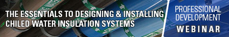 Chilled Water Systems Webinar