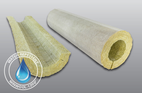 Industrial mineral wool for Mineral fiber pipe insulation